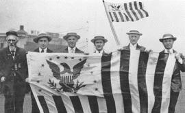 United States Civil Flag, 1919